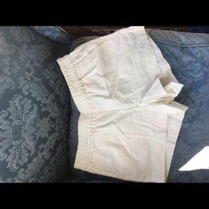 NWT J Crew elastic shorts